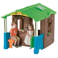 plastic play house